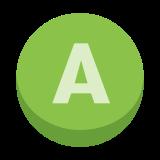 Xbox A icon