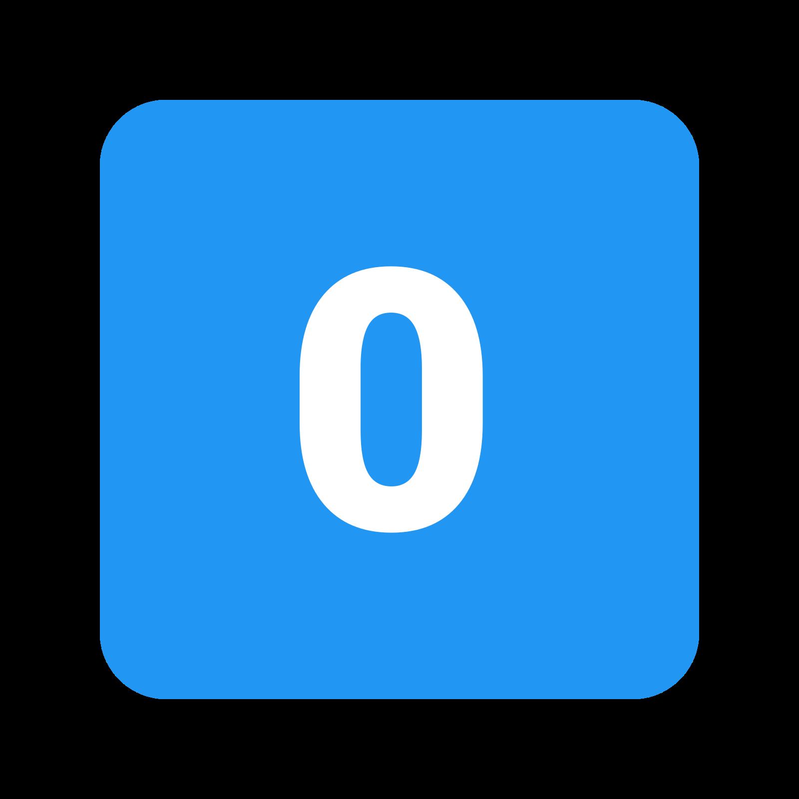 0 C icon