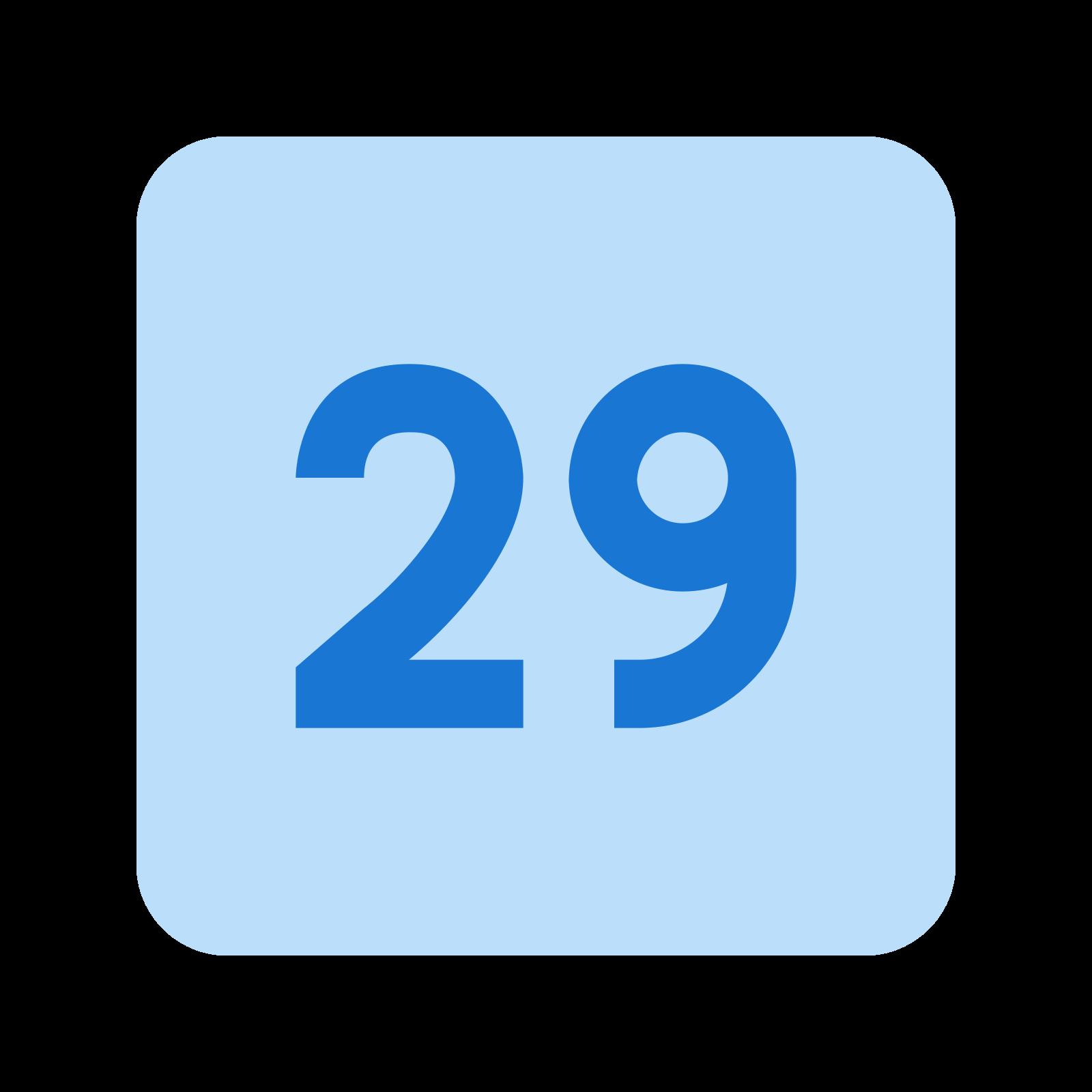 29 icon