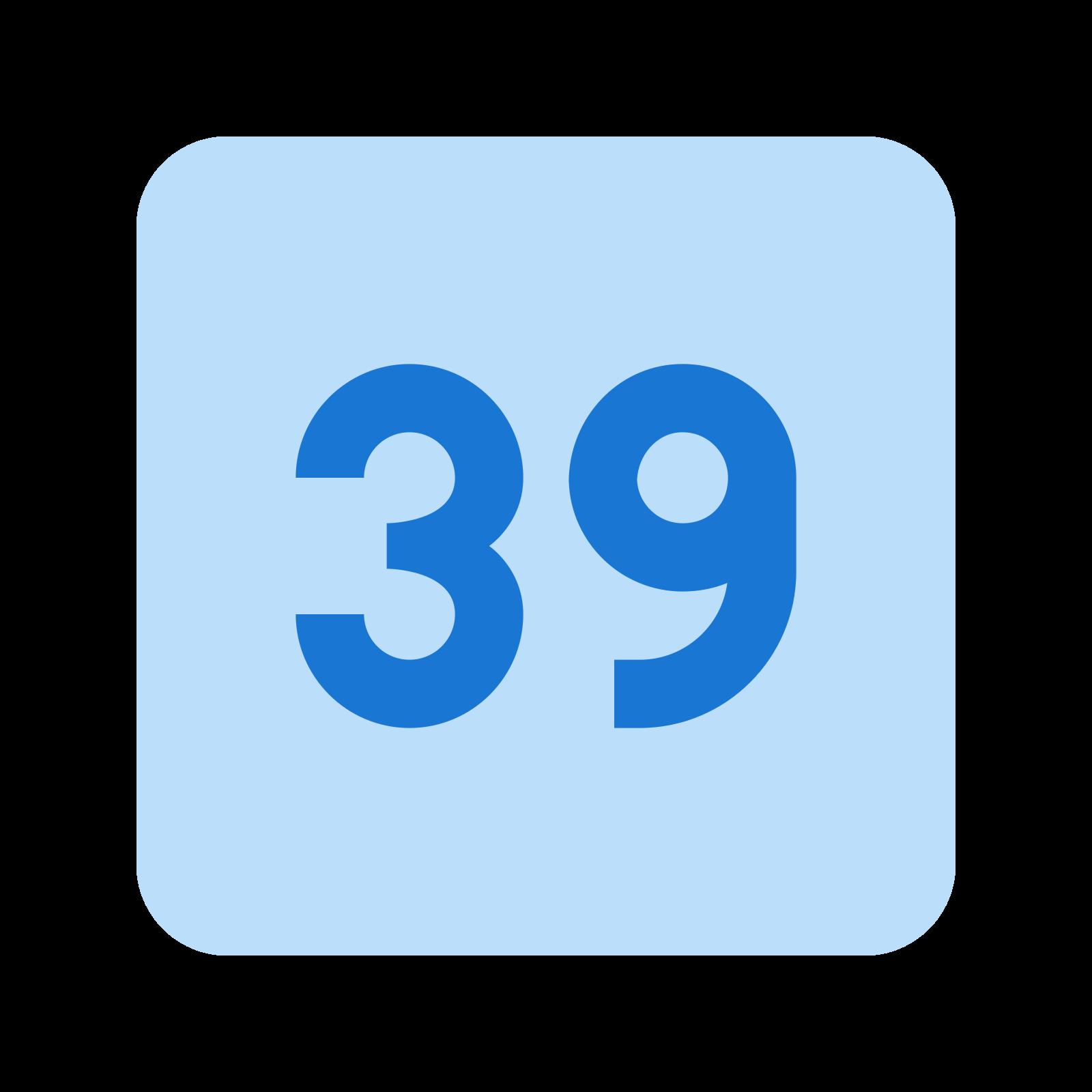 39 icon