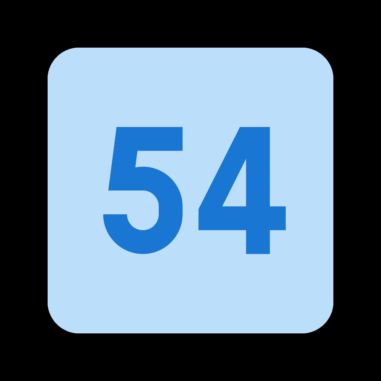 54 icon