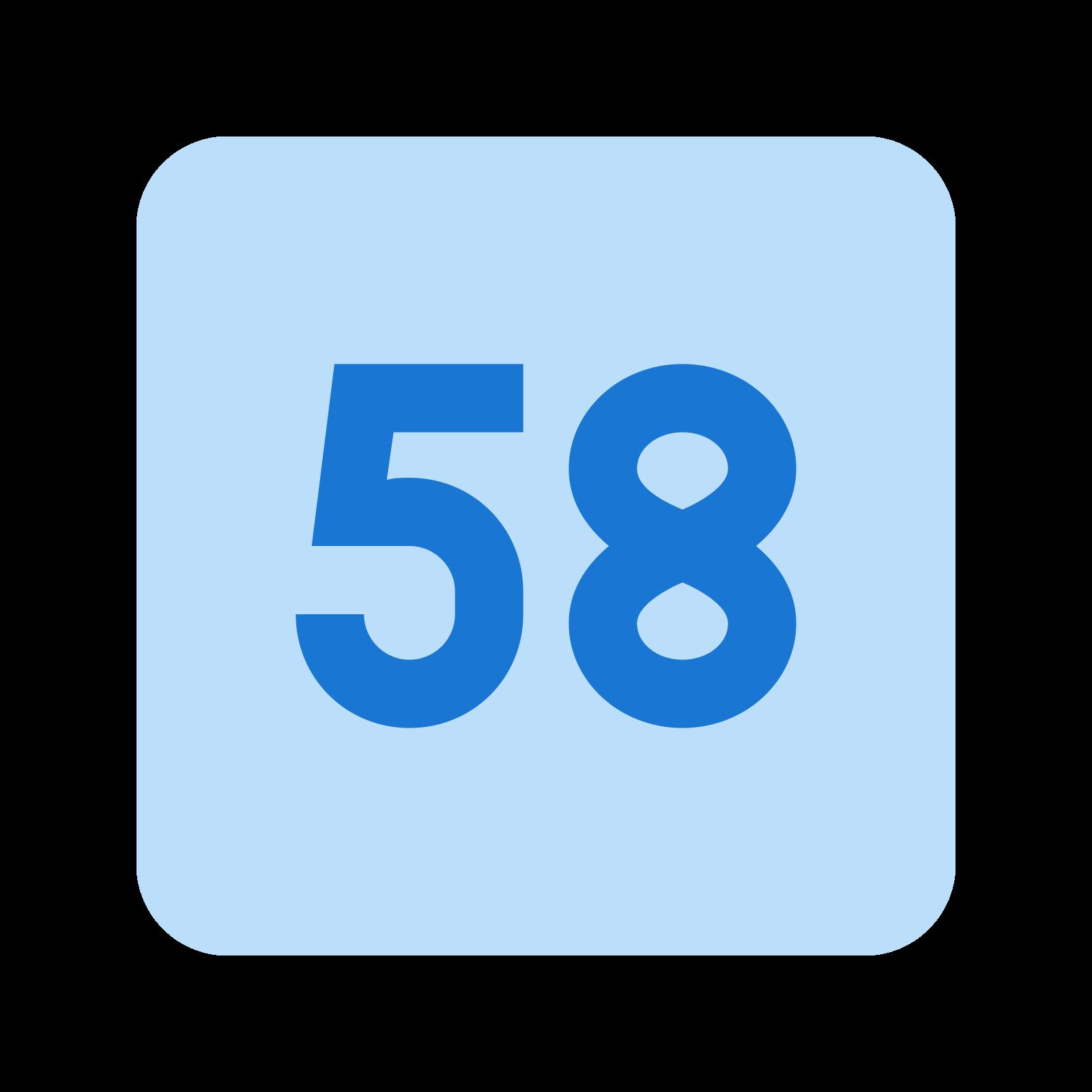 58 icon