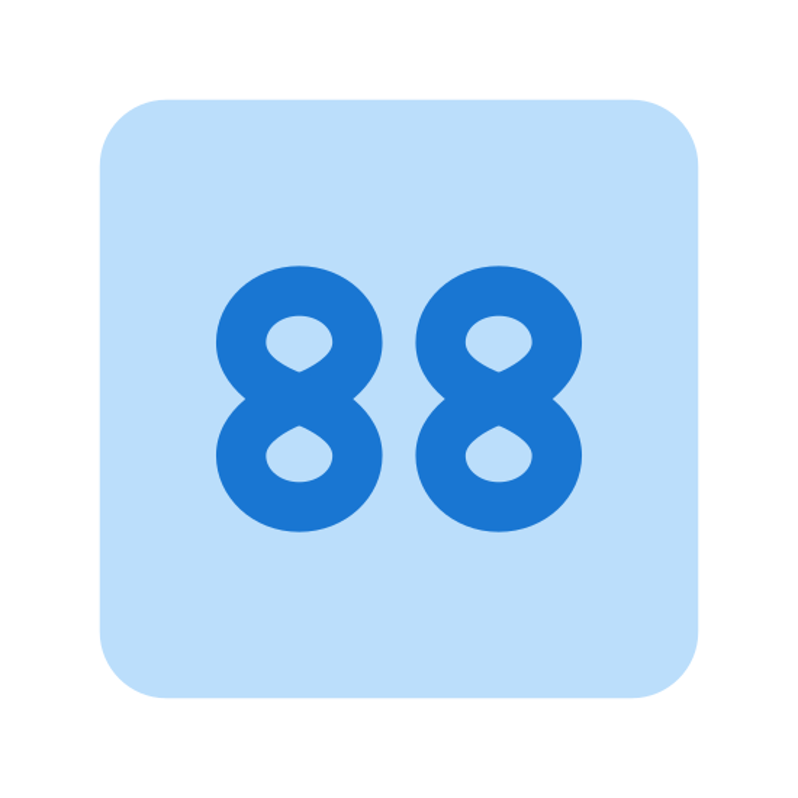 88 icon