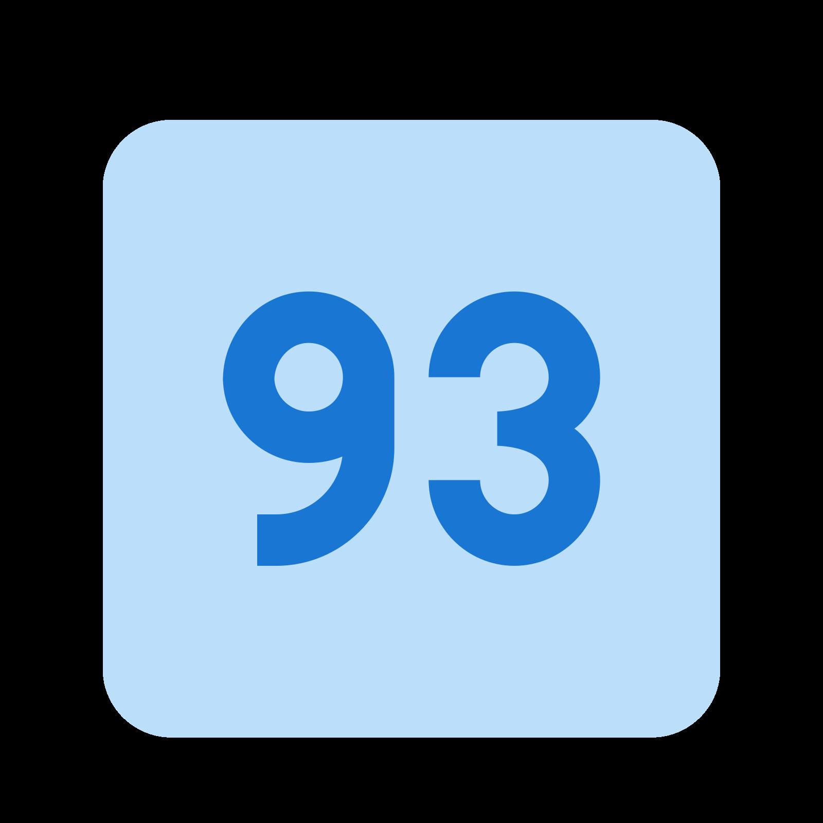 93 icon