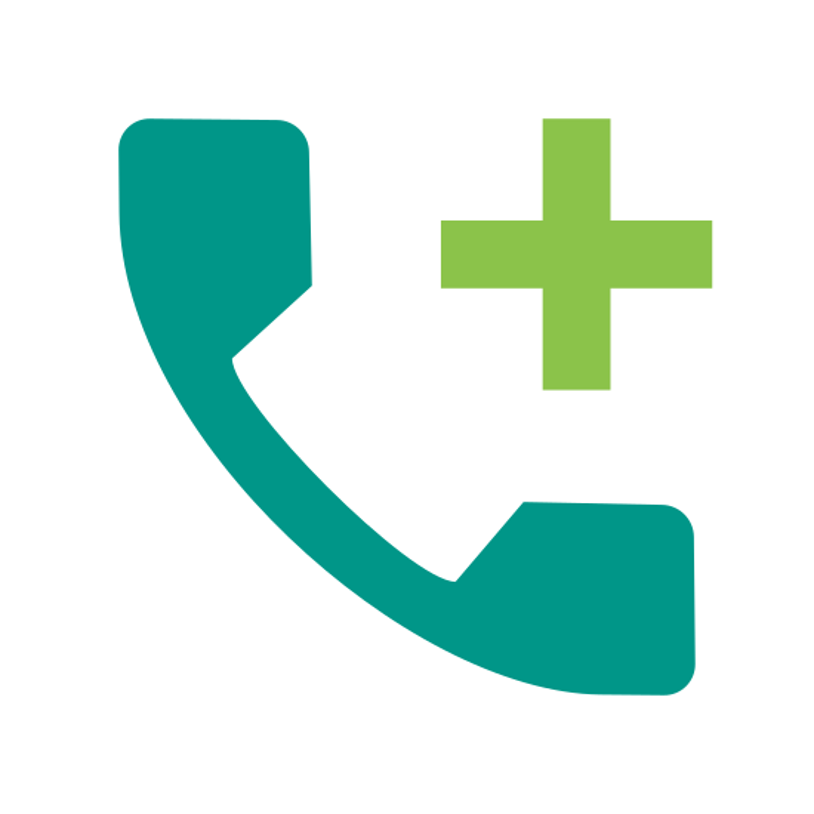 Telefon hinzufügen icon