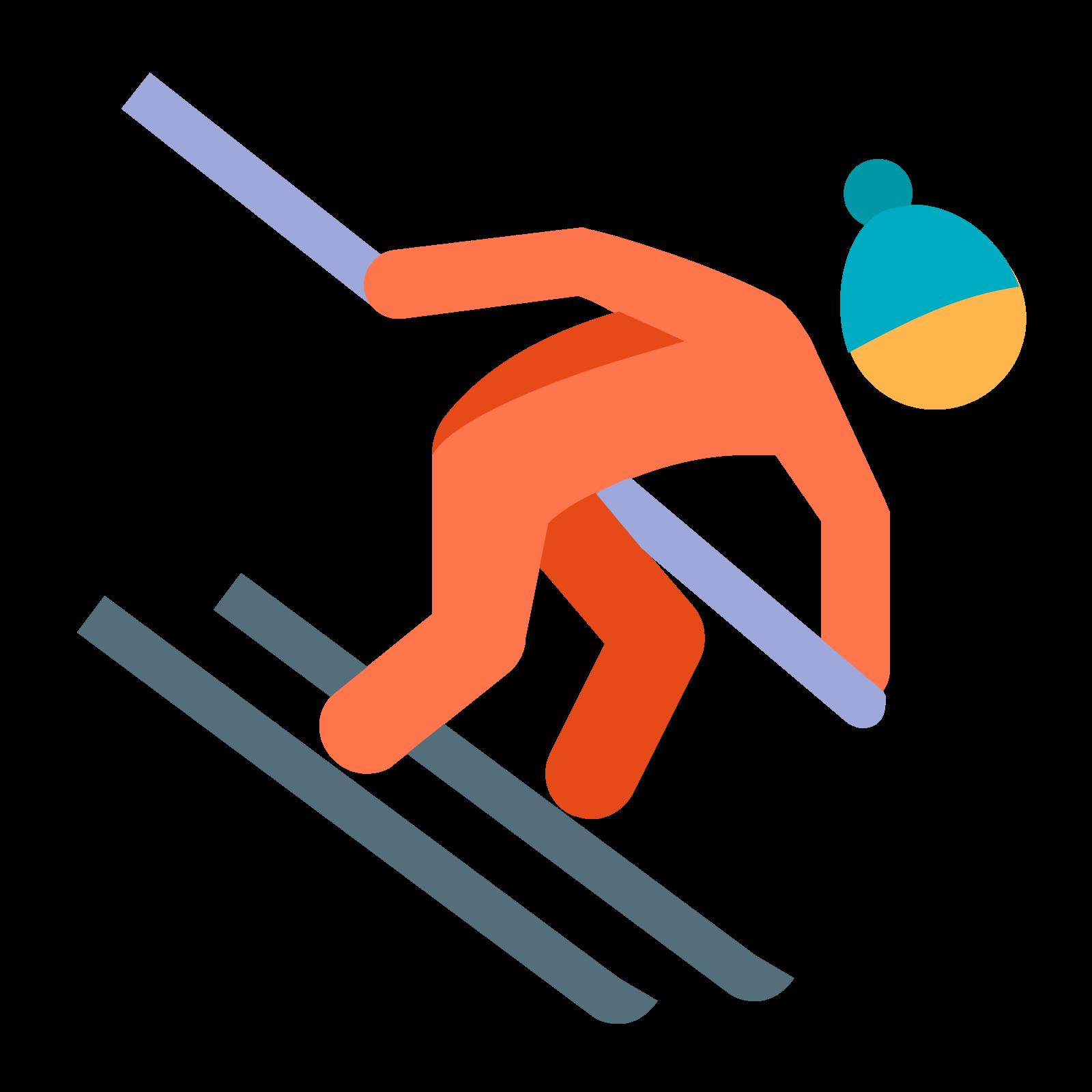 Alpine Skiing icon