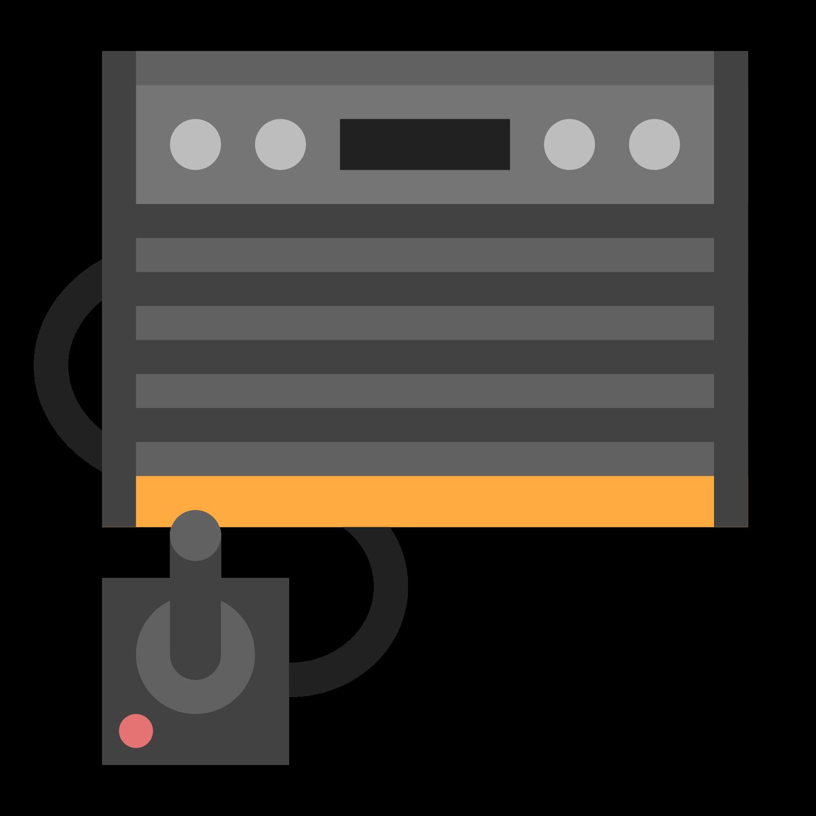 Atari 2600 icon
