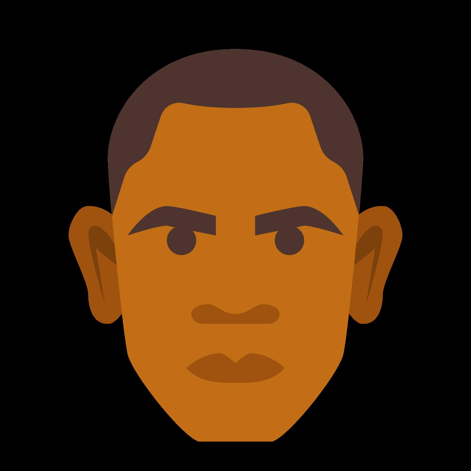Barack Obama icon