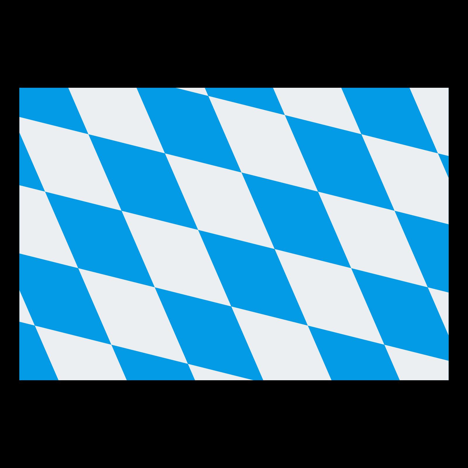 Flaga Bawarii icon