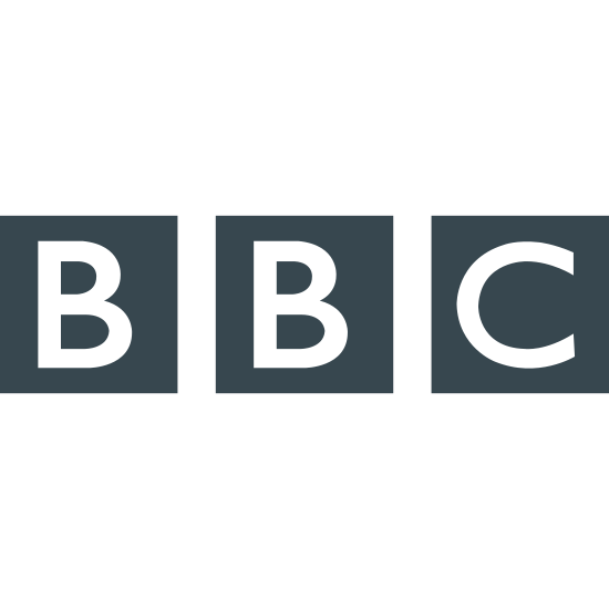 BBC icon. There are three squares. The left square has the letter B in it. The middle square has the letter B in it. The right square has the letter C in it. All of the squares are separated and are in a line next to each other.