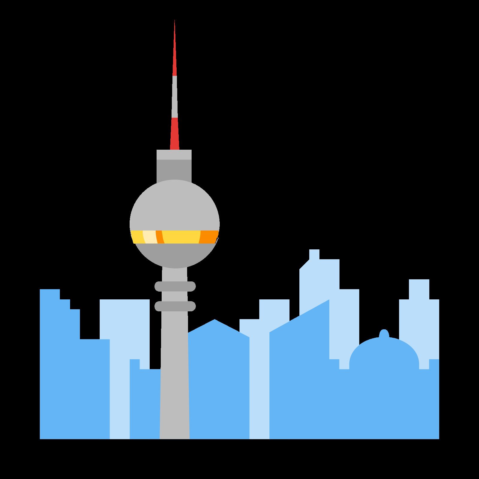 Berlin – Wieża Telewizyjna icon