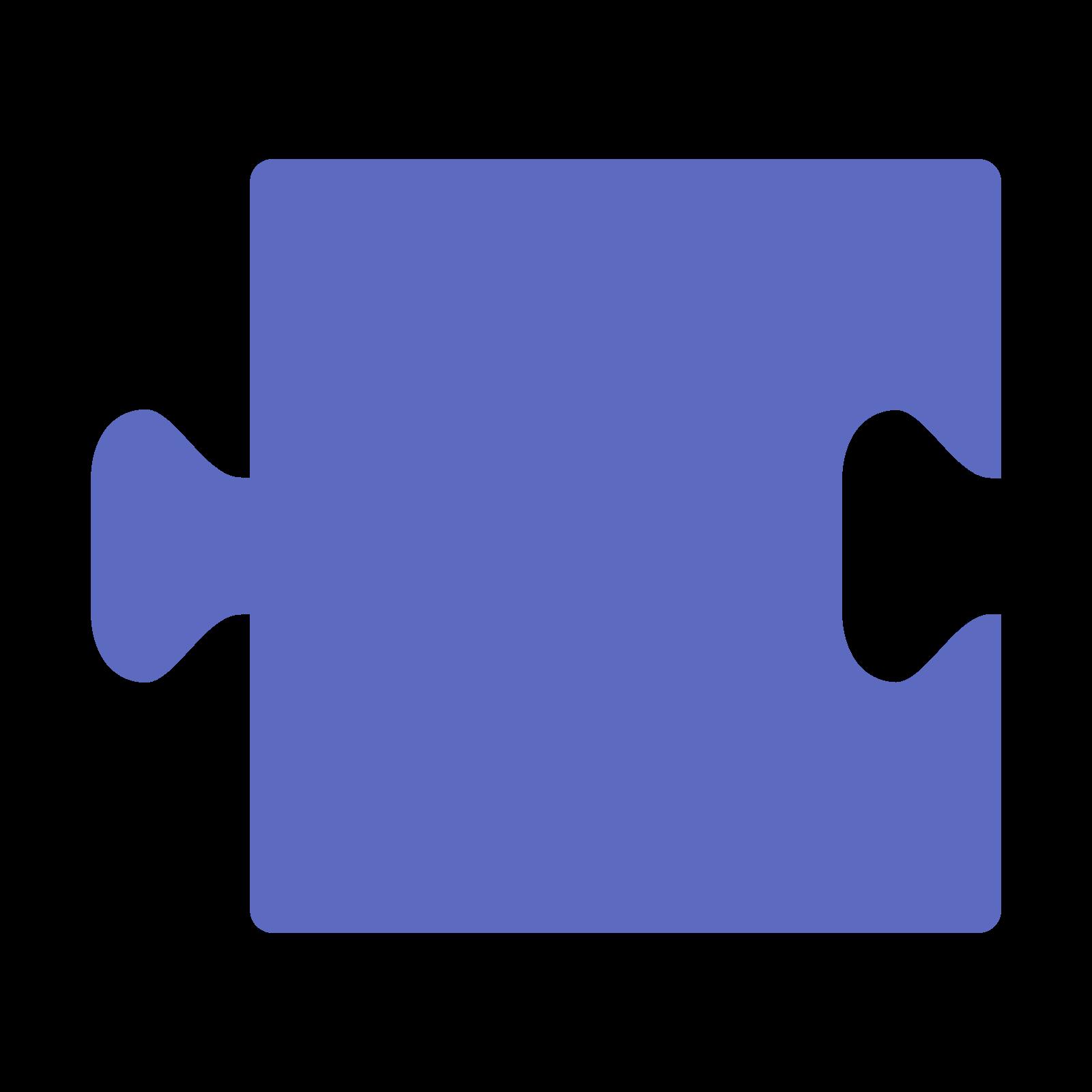 Blockly Blue icon