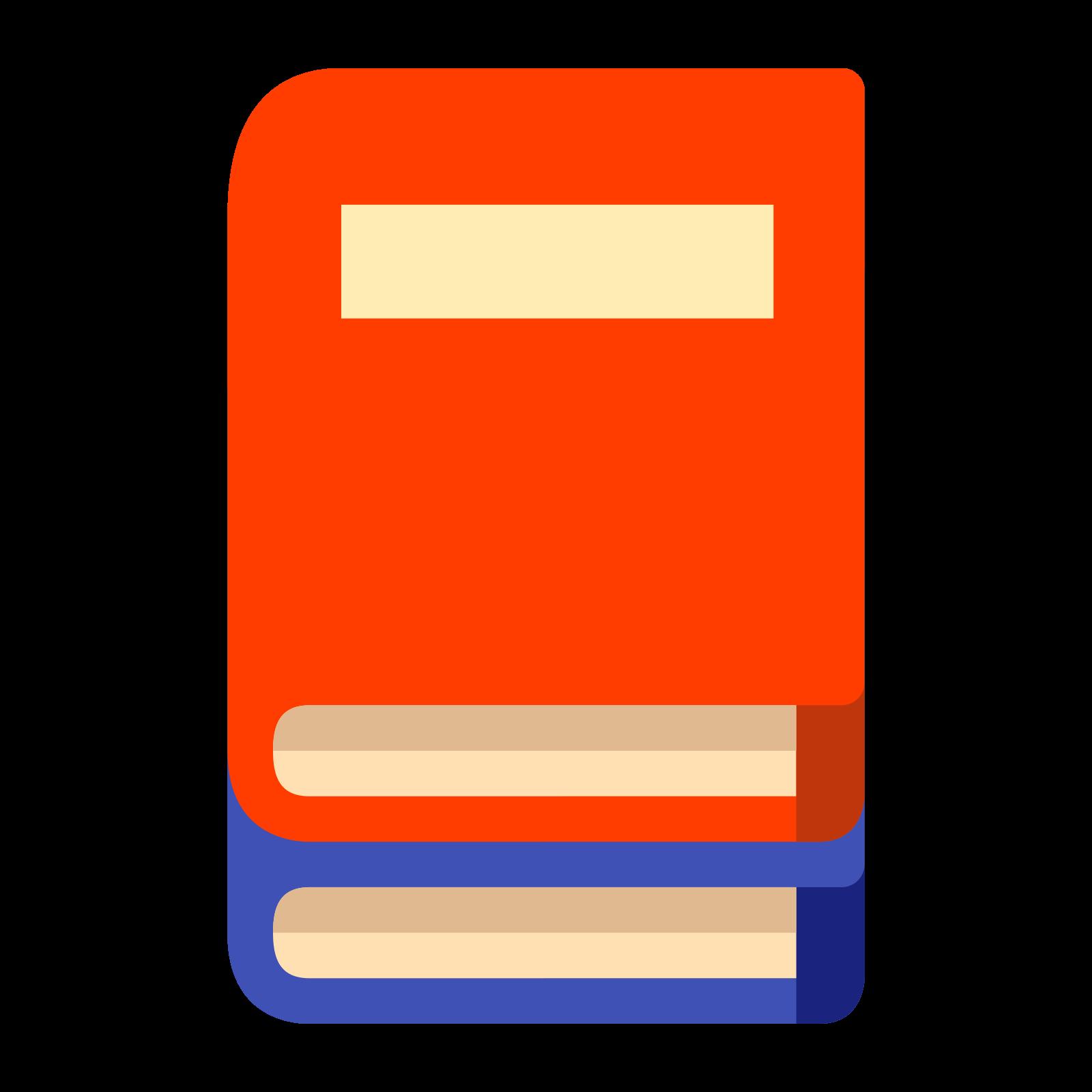 Stos książek icon