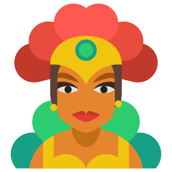 Hula Girl icon