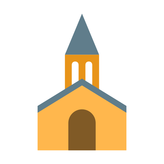 Chapel icon. Chapel. Chapels Are normal very large buildings that are very beautiful. Most people get married in a chapel. other people go to church an  Talk to god. chapels normal have big doors and gothic gates around them