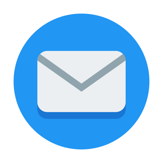 Circled Envelope icon