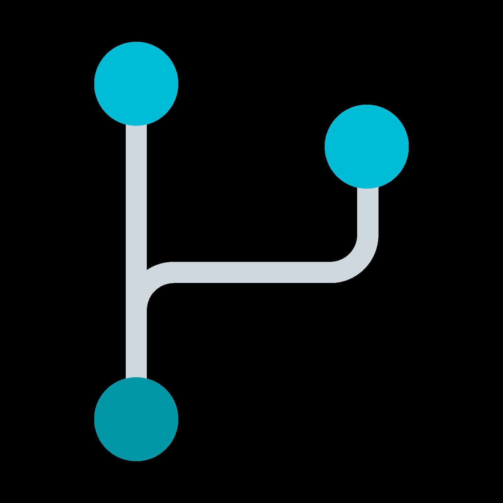 Divisão de código icon