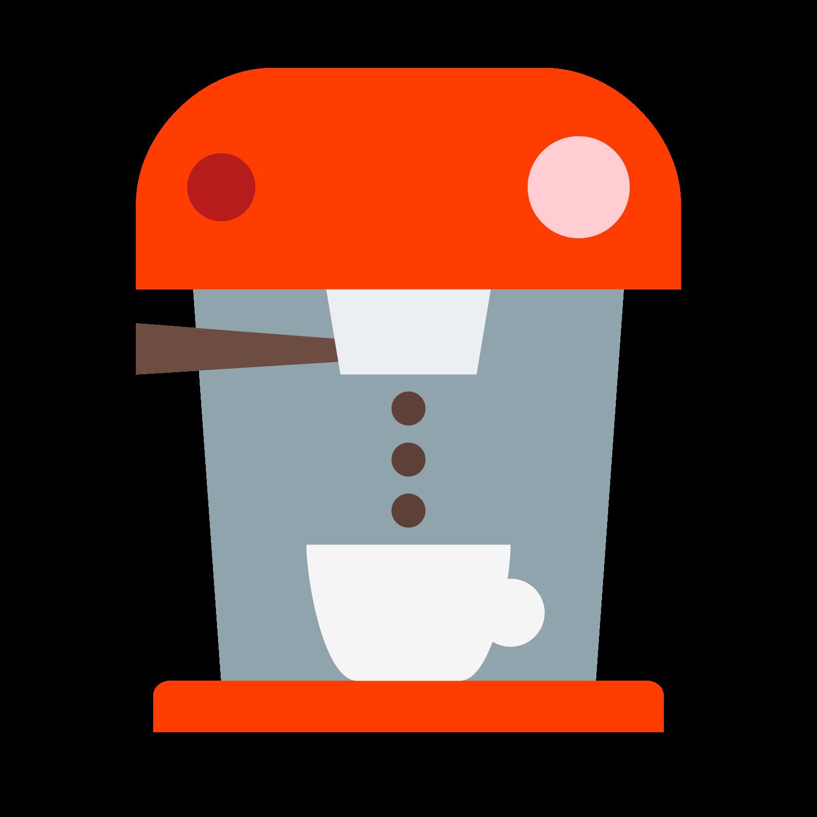 Ekspres do kawy icon
