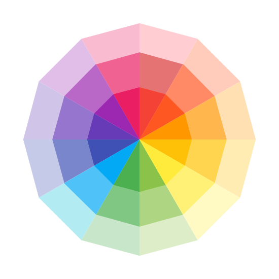 Color Wheel 2 Icon Free Download Png And Vector
