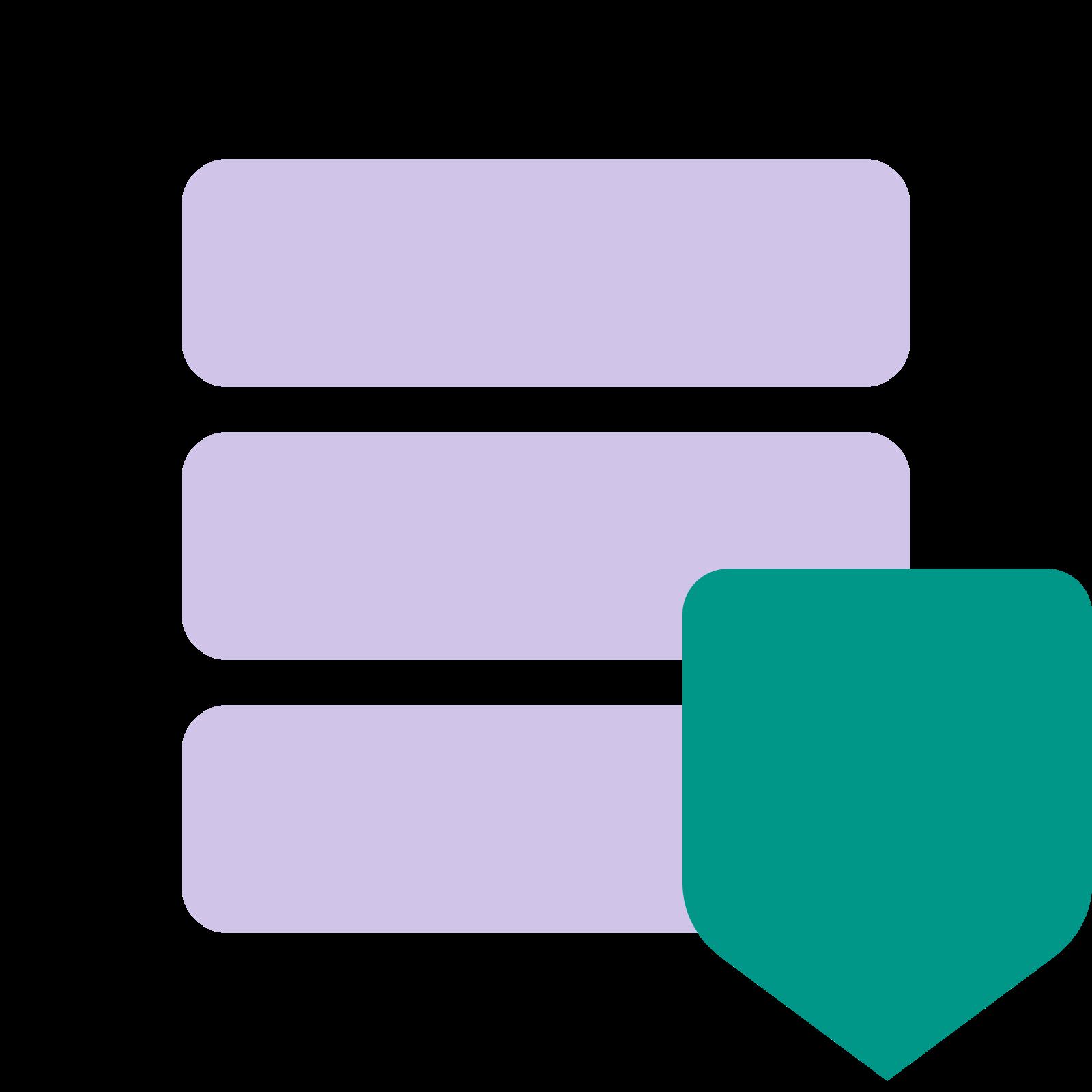 Ochrona danych icon