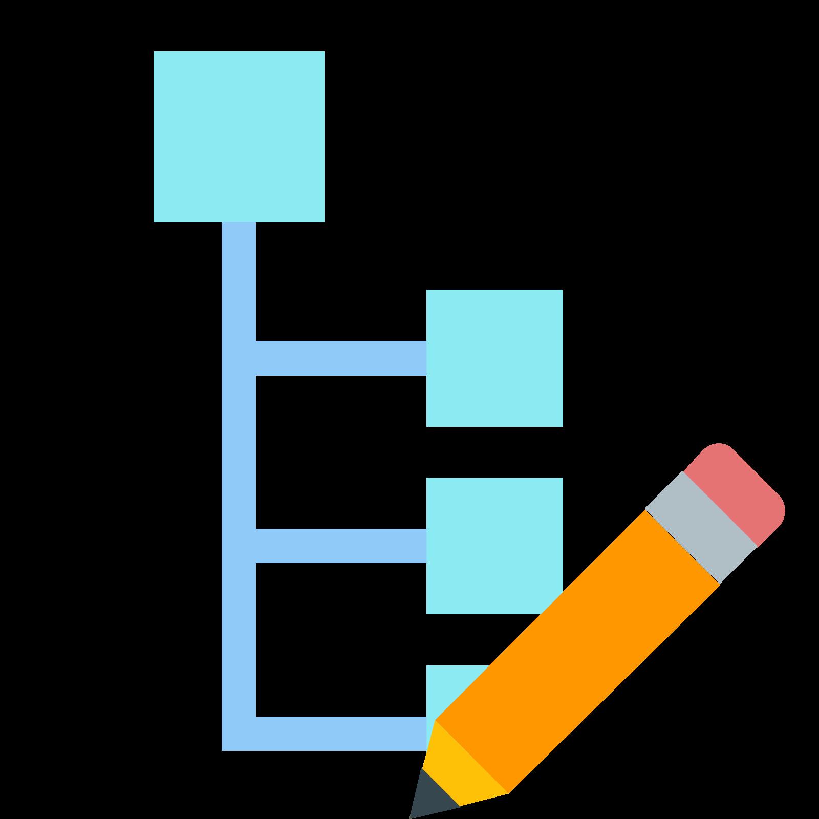 编辑节点 icon