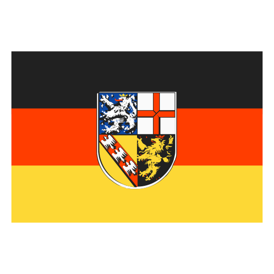 Flag of Saarland icon
