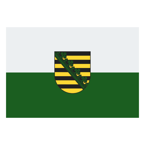 Flag of Saxony icon
