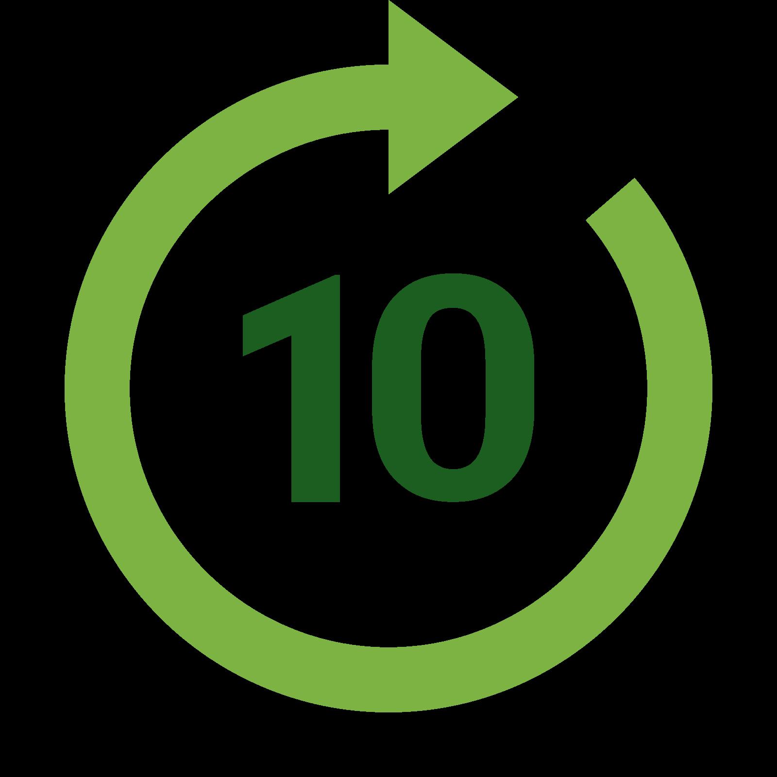 Forward 10 icon