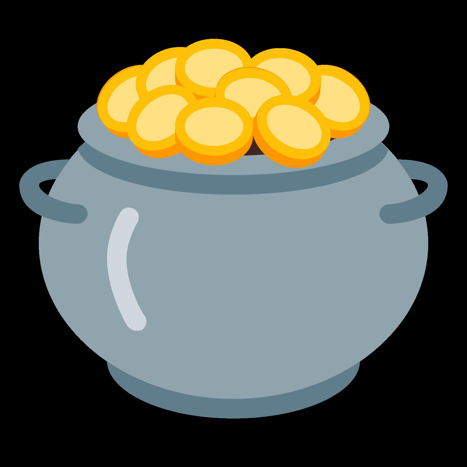 Złoty garnek icon