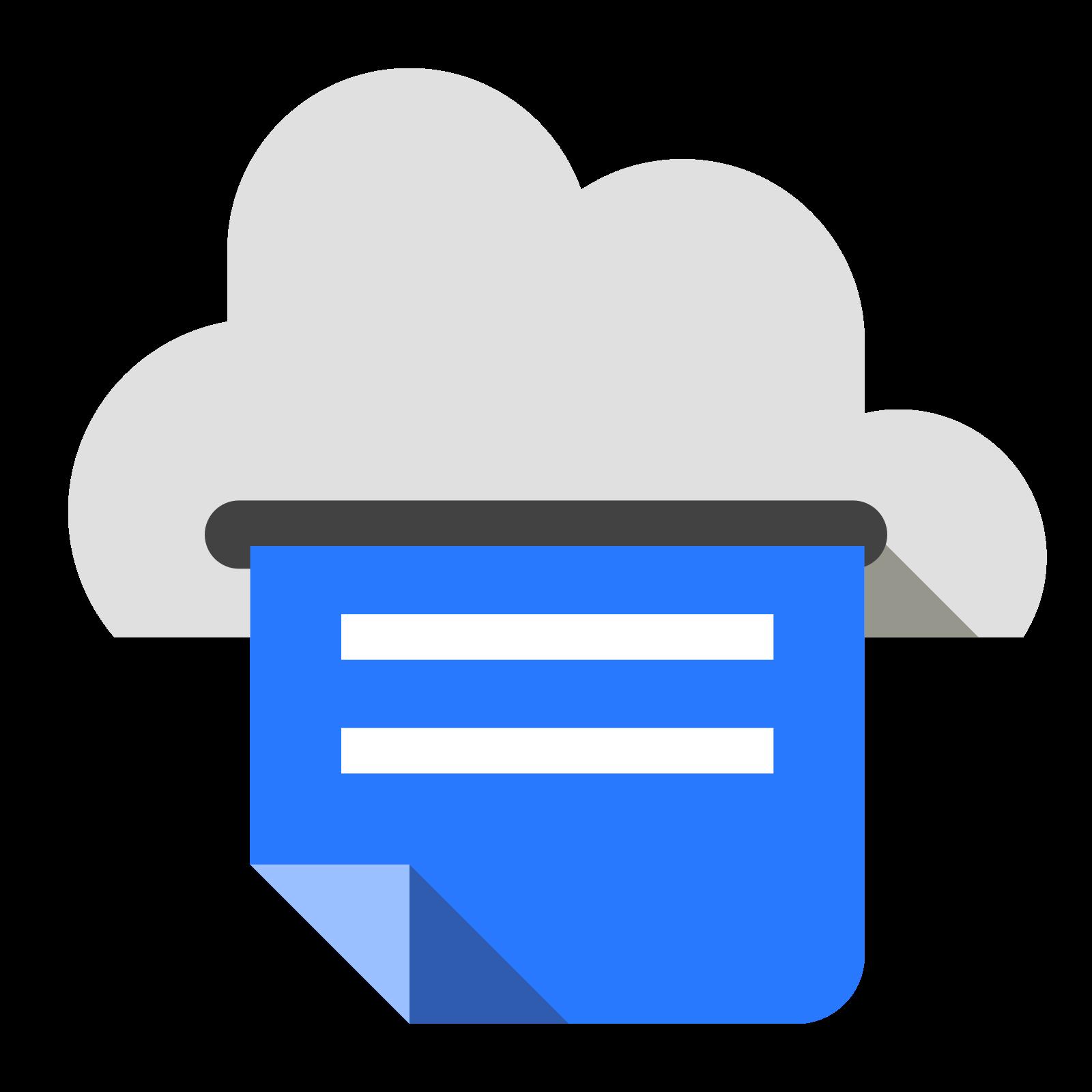 Виртуальный принтер Google icon
