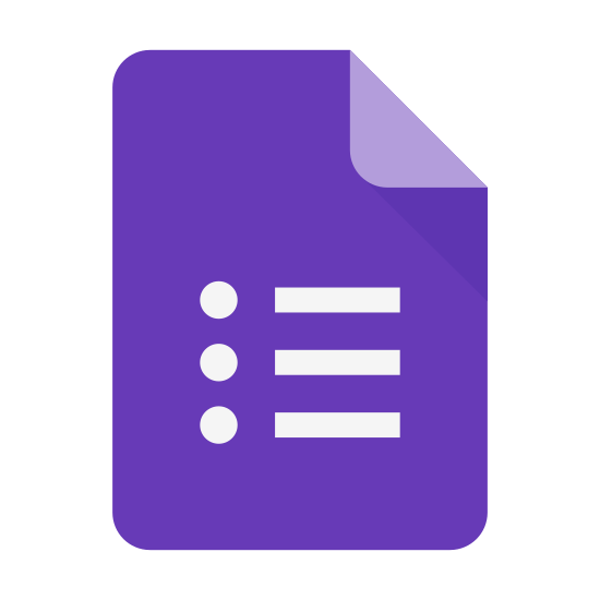 Google Forms Icon Transparent