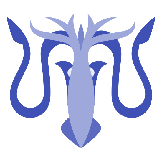 Casa Greyjoy icon. This logo features an animal head that appears to sit on a mantle. The animal has horns and a face that looks like a distorted moose.