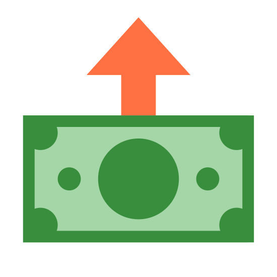 Initiate Money Transfer icon