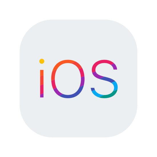 ios logo icon free download png and vector