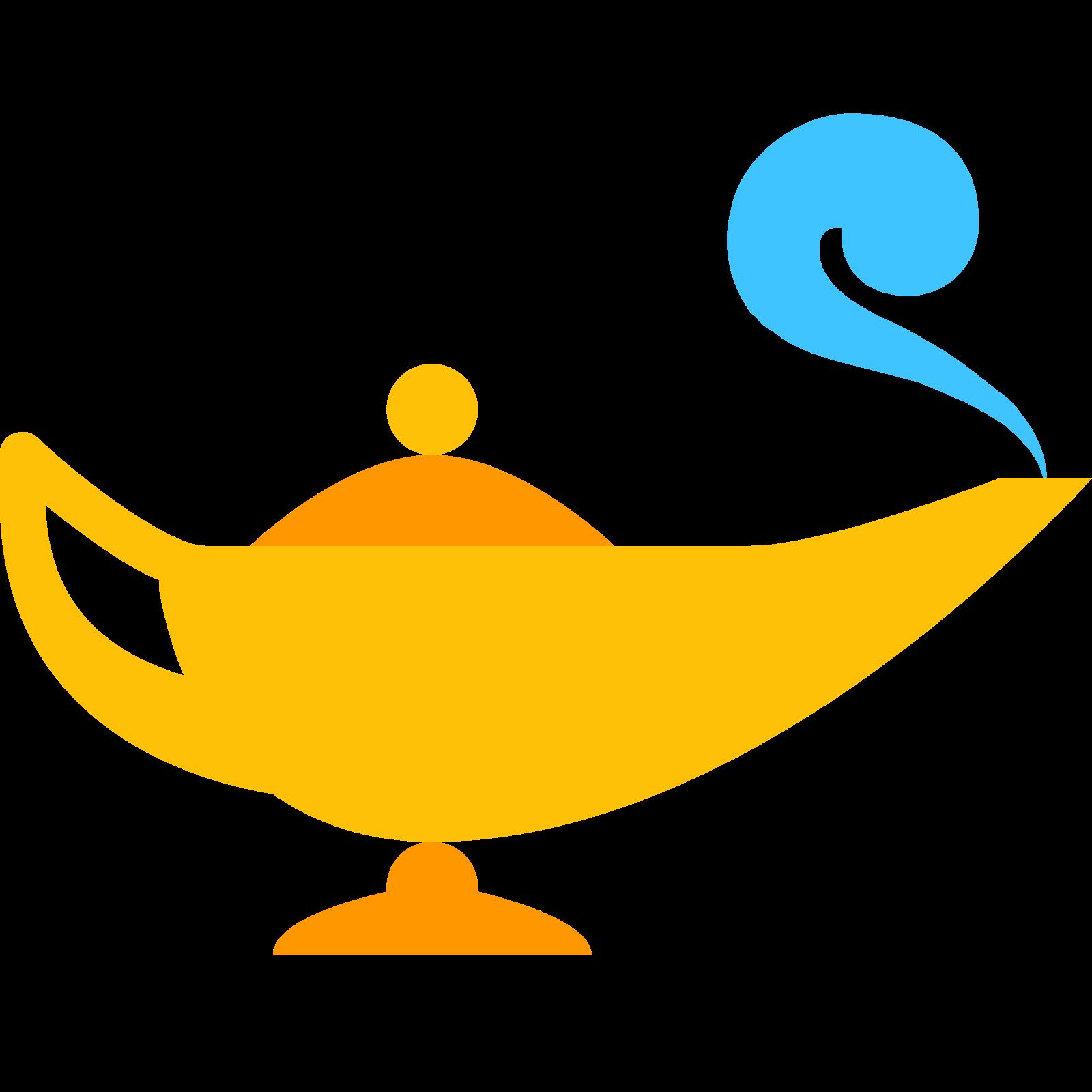 Lampa Alladin icon