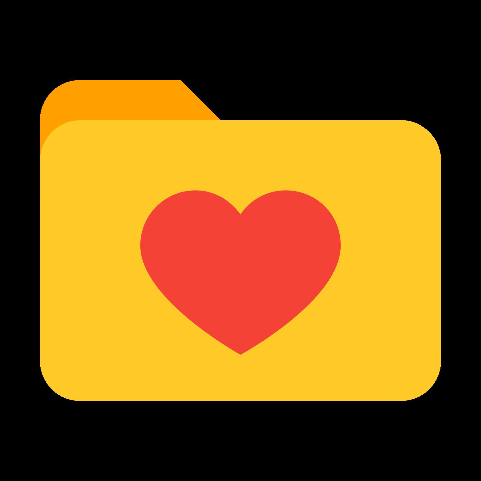收藏夹 icon