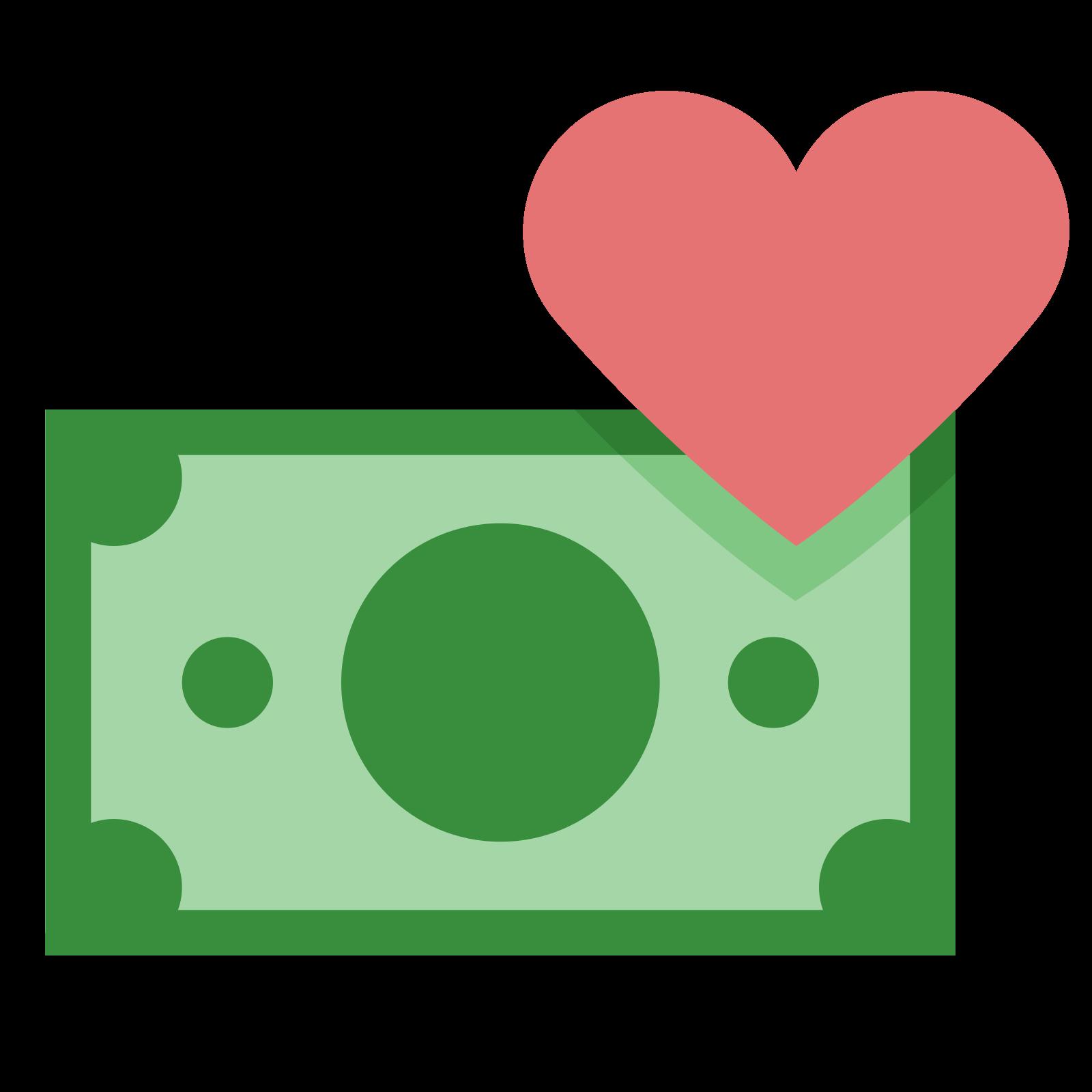 Amor por dinero icon
