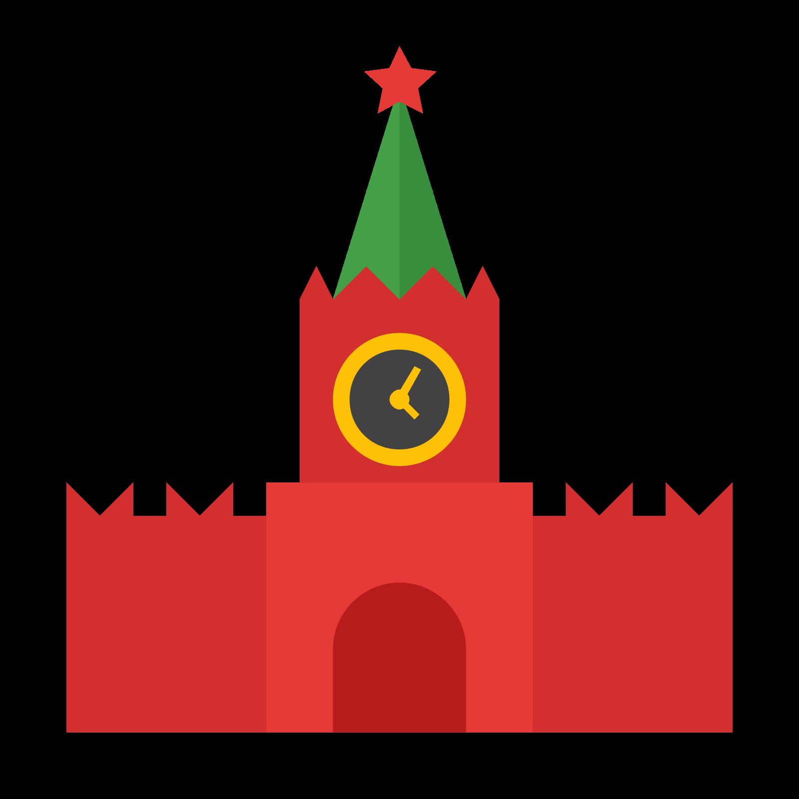 Kreml moskiewski icon