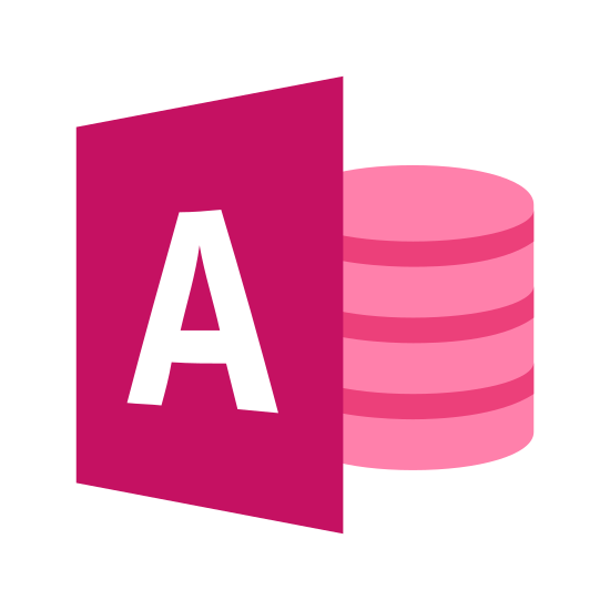microsoft access icon free download png and vector