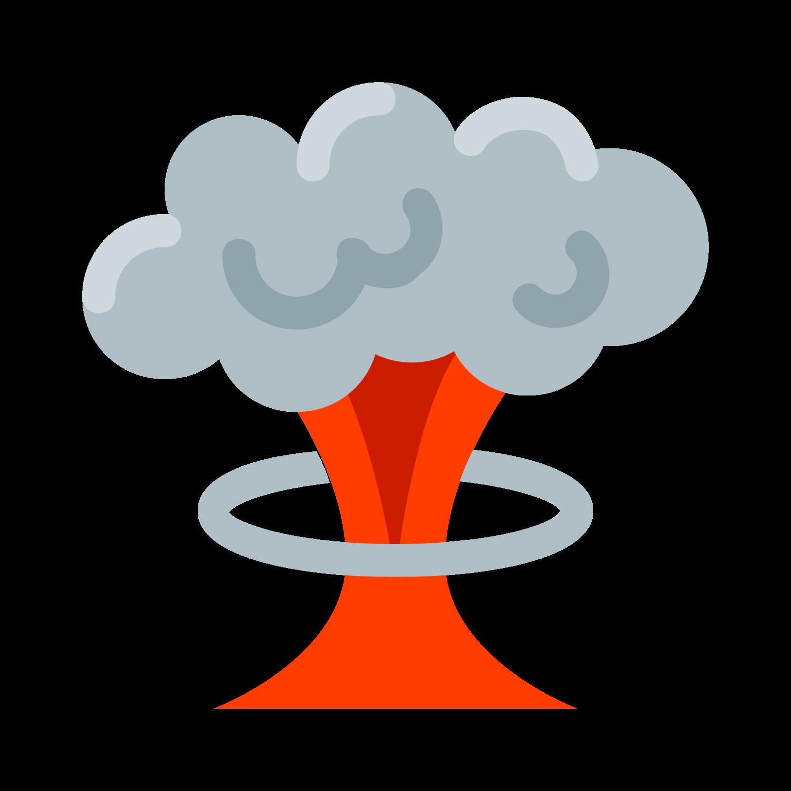 Grzyb atomowy icon