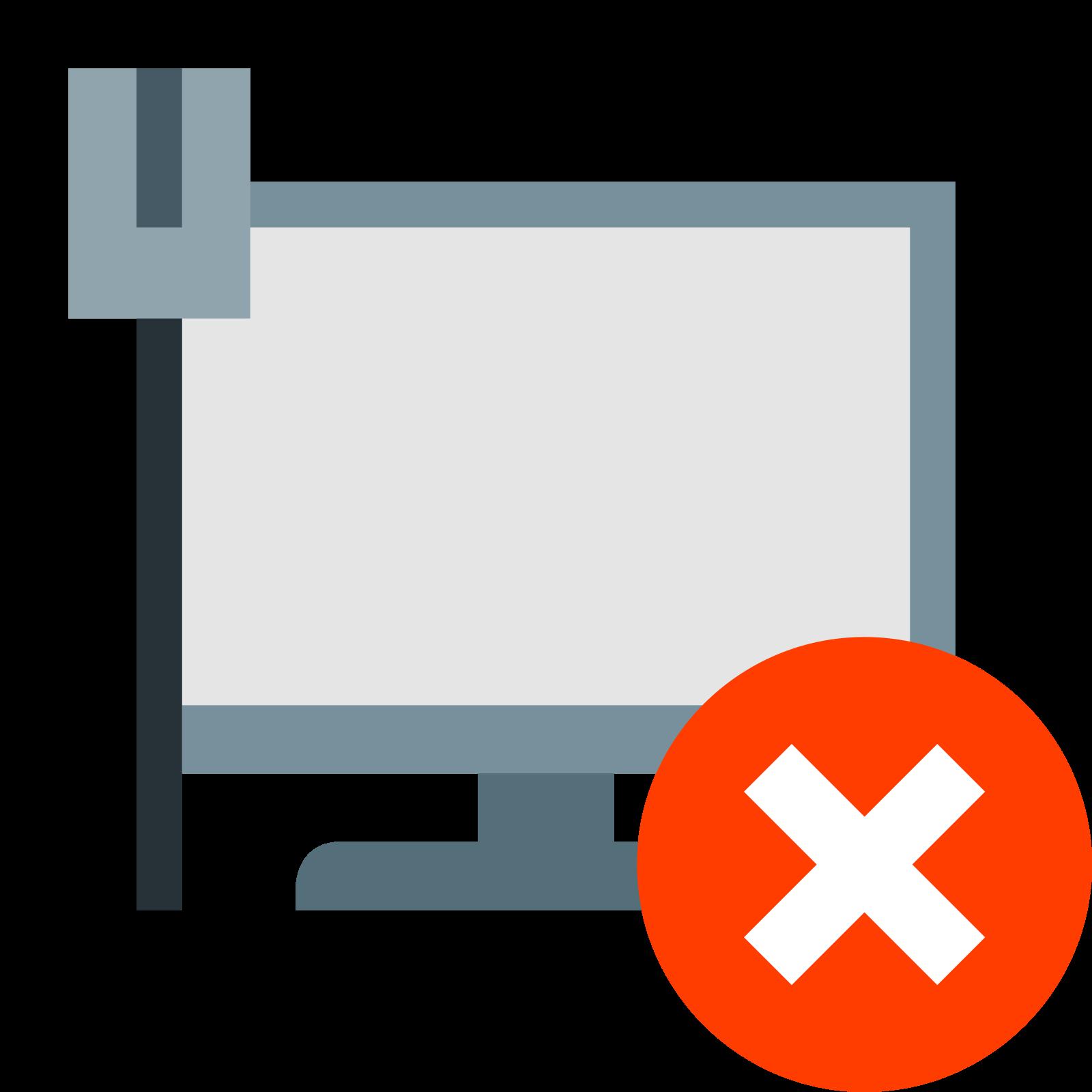 No Network icon