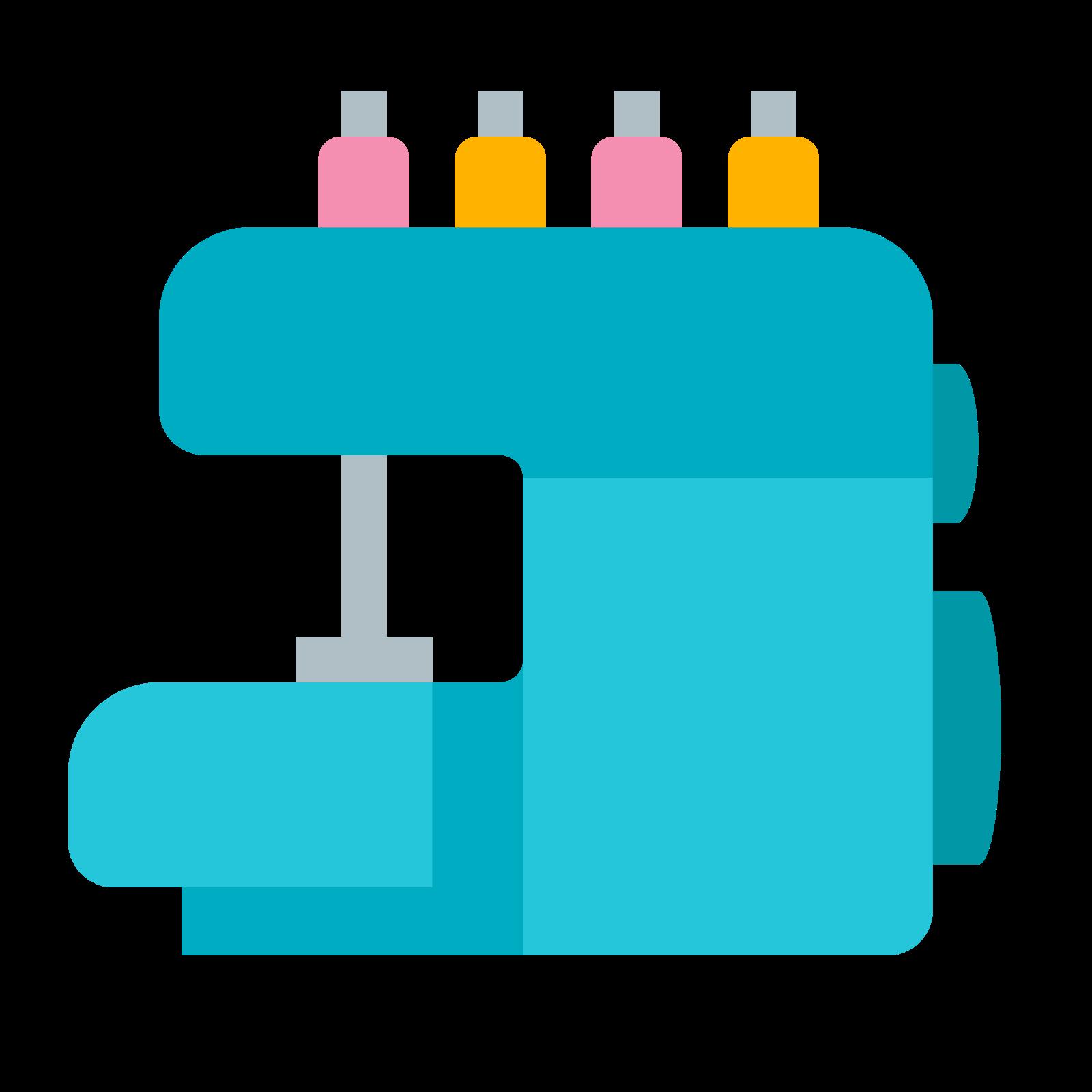 Overlock-Maschine icon
