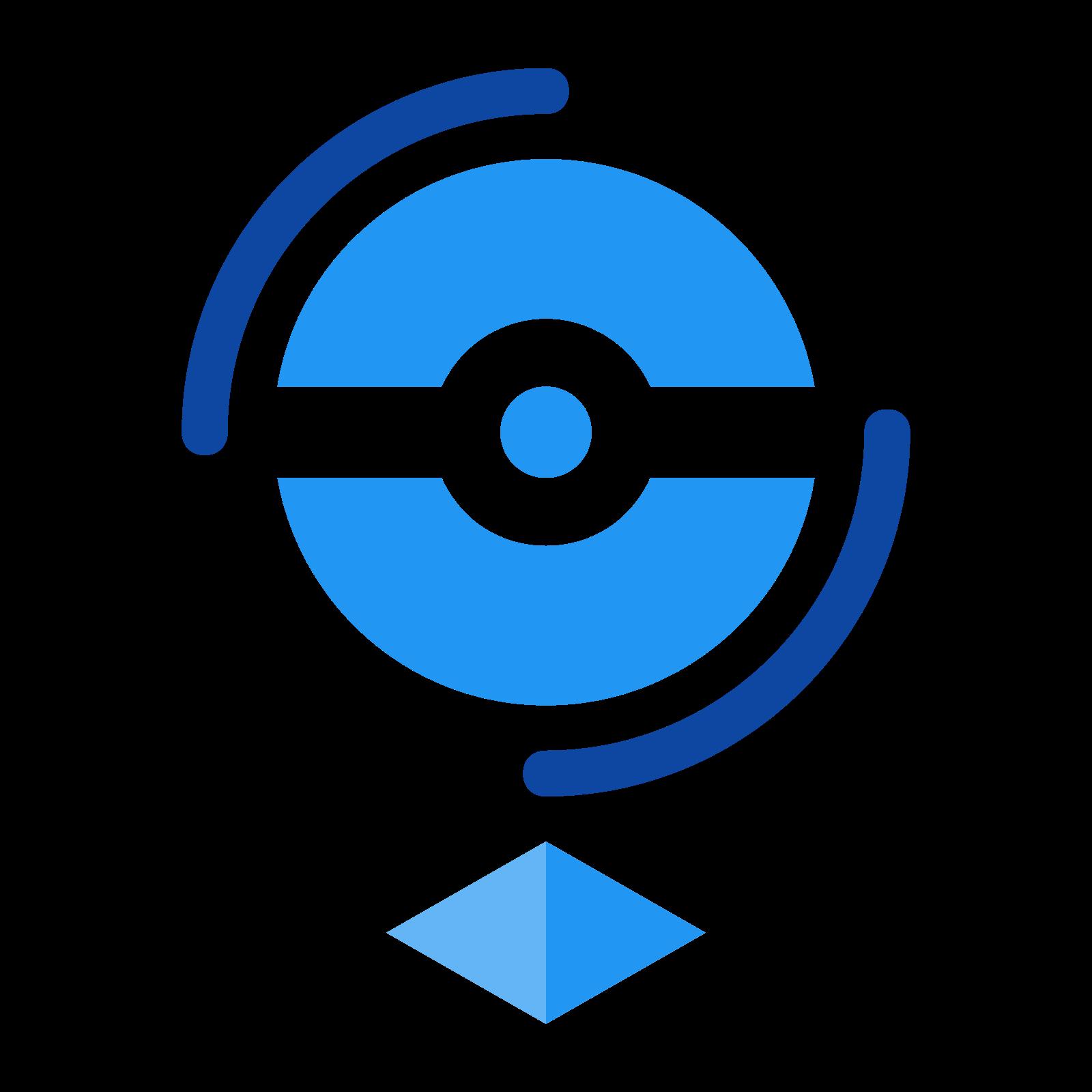 Pokestop Blue icon