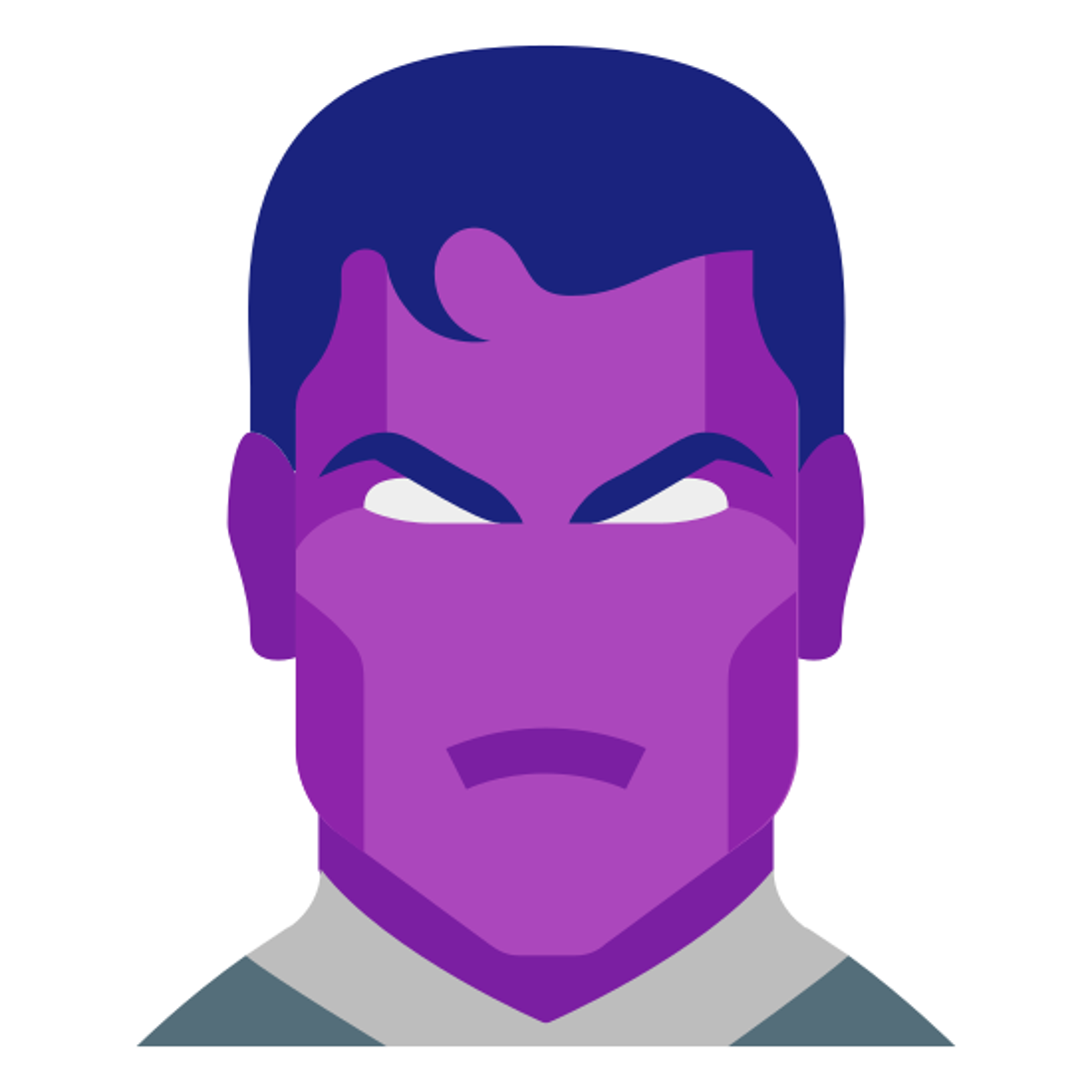 Purple Man icon