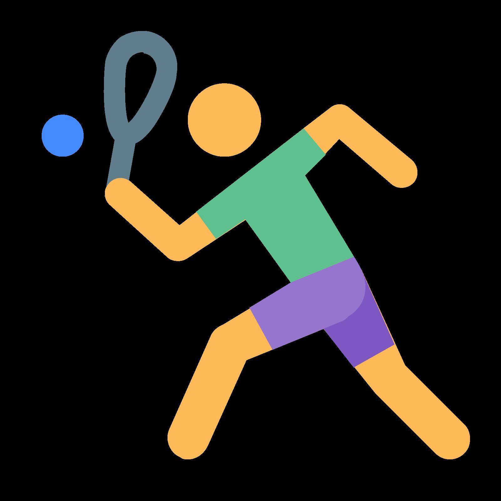 Racquetball icon