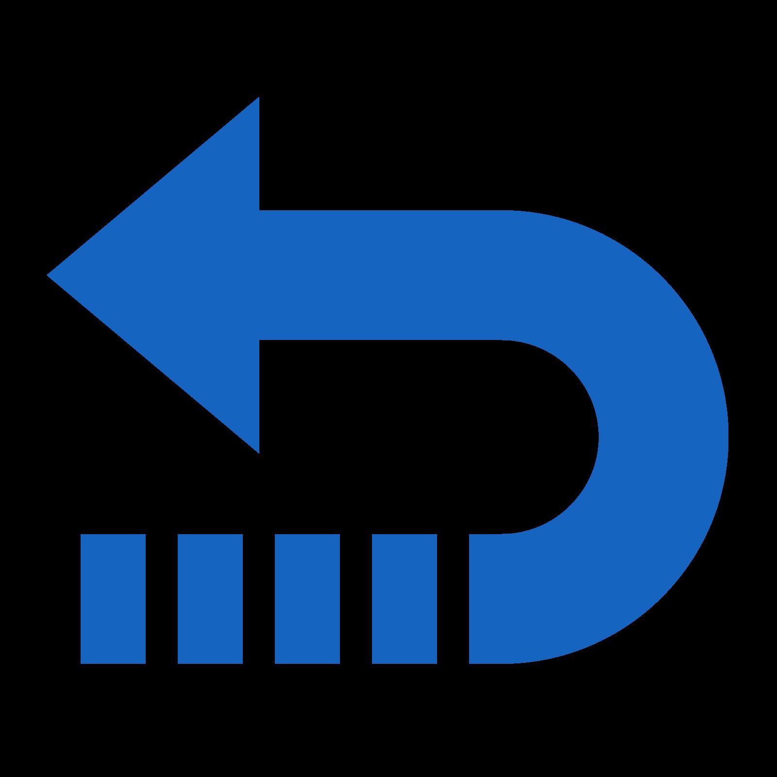 Return icon