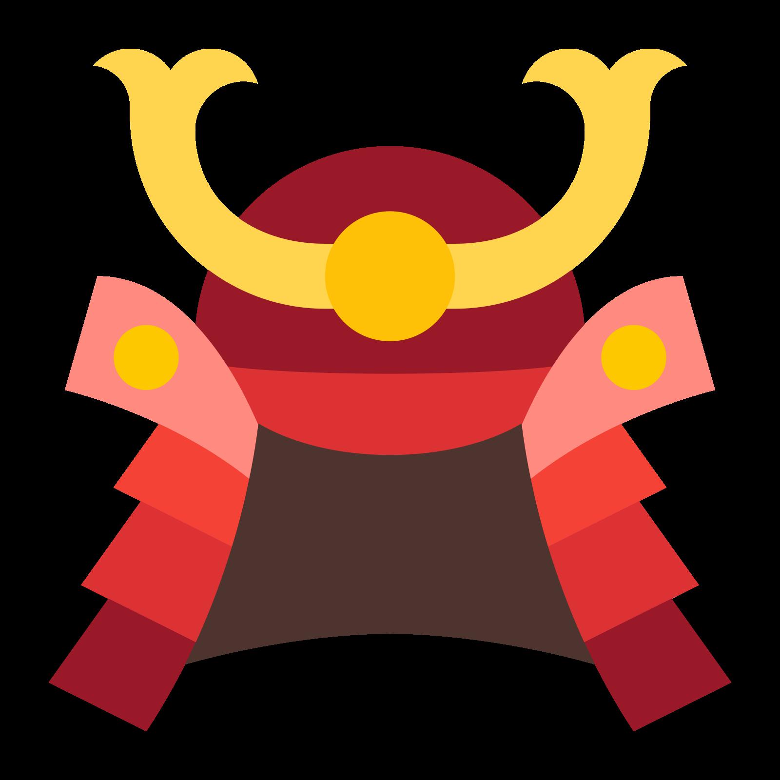 Hełm samuraja icon