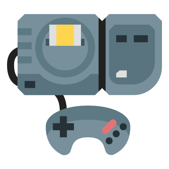 Sega Mega CD System icon