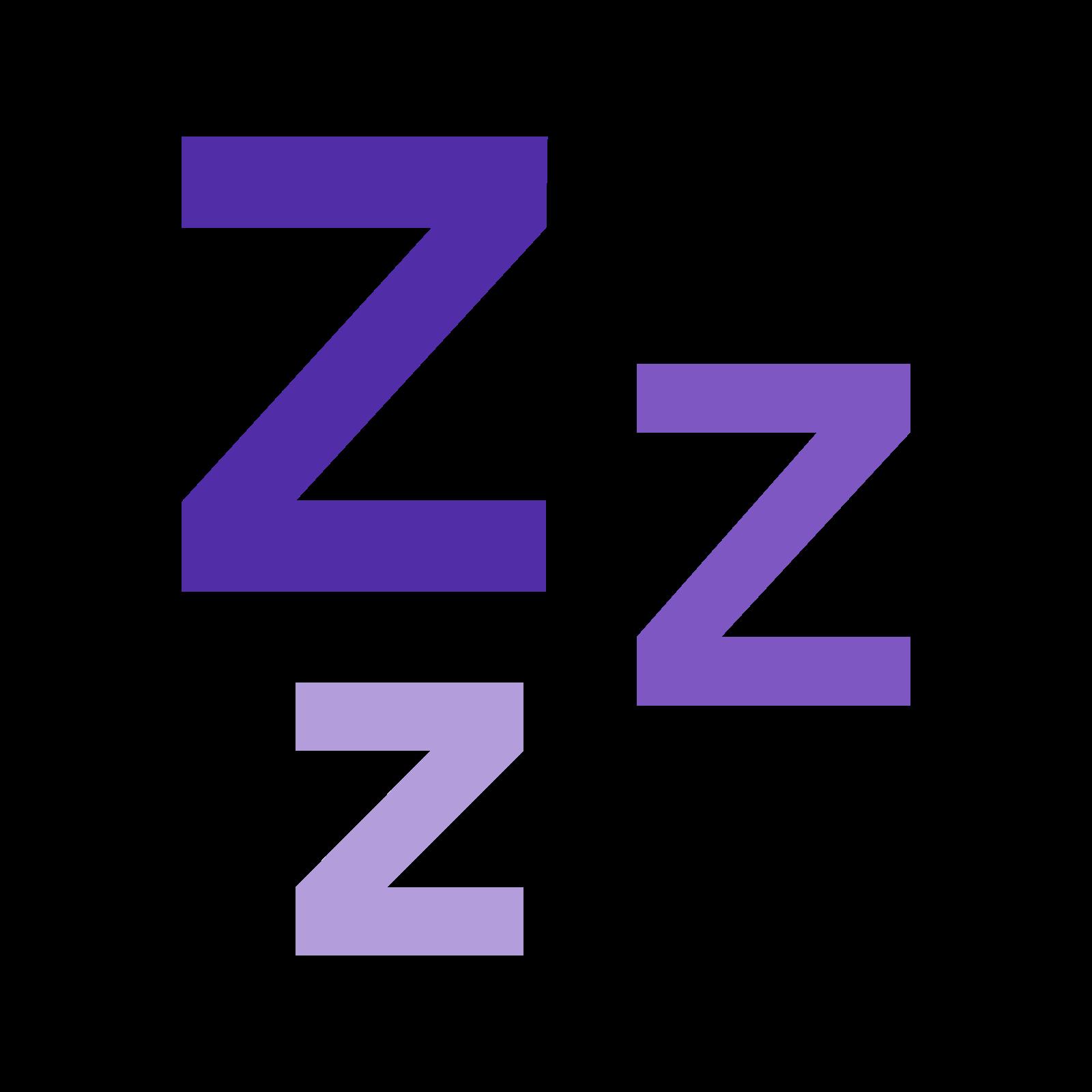 Dormir icon