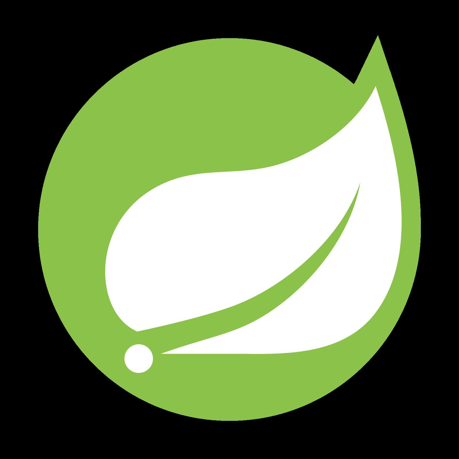 Spring Logo icon